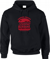 BENNYS BURGERS HOODIE - INSPIRED BY STRANGER THINGS